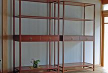 shelf , partition & screen