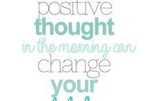 Positive Thouhts