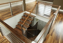 STAIRS & RAILING IDEAS
