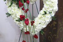 Båre-dekorasjon