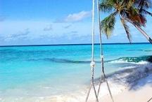 Playa, mar y sol
