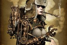 All Things Steampunk / by Jonathan Hoffman
