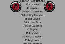 Spartan!! / by Jennifer Sutterfield