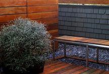 Side fence landscape ideas