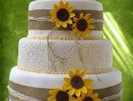 Wedding / Sunflower wedding theme ideas / by Robin Finney