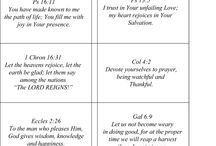 God Verses / Verses that emphasize the Lord's truth of Love 4 us