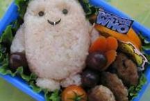 Recipes: Bento Box Food Ideas & Lunch Box Ideas / by Alice Harris