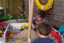 Outdoor kids toys