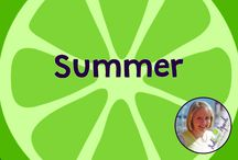 Summer Materials & Ideas / Summer Materials & Ideas! Board compiled by Danielle Reed, M.S., CCC-SLP