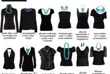 roupas e acessórios