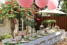 Hochzeit Ballon/Deko