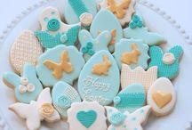 Süti díszítés - Cake charms