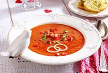 Menü zum Valentinstag ♥️