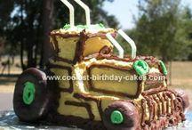 Birthday cake ideas... / by Kelly Lackey