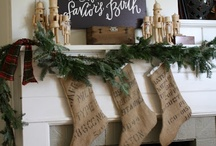 Holiday Decorating Ideas! / by Carole Wilson