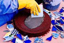 making mosaic