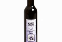 Fruit Wines / Fruit Wines by Award Winning King's Court Estate Winery
