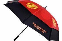 Designer umbrellas