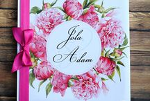 Księga Gości Jola i Adam