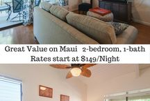 Pohailani / Located in Kahana, Maui this location offers peace and quiet on your next vacation!  Kahana Beach is across the street and there's a nice surf spot too.  Walking distance to restaurants as well.