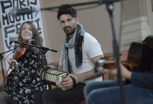 TALISK / Award winning Scottish Folk band TALISK performed at St George's Church, Portsmouth as part of the 2017 Festivities
