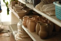 Pottery : Inspire / ::: my passion my love when given time avails ::: / by Kris Marie