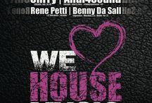 We Love House Music #7 / Fr. 29.05.15 We Love House Music @ MKT Langenfeld w/ UniTy // Rene Petti // Andi4Sound // Benny Da Sall