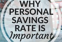 Saving Money / Learning how to save money was the big catalyst for changing my life. Here I pin about saving money, savings accounts and how to start saving for retirement as well as saving cash on everyday expenses. Every little bit helps!