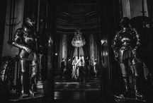 Castle Weddings / Inspirational wedding photography for your castle wedding.