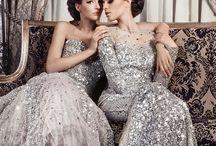 Wedding - Glamerous ; Glitter & Metallics