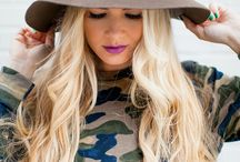summer hats / outfits/ boho/jeans /style