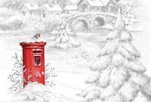 Pics 4 decou: Christmass