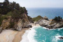 Hiking in California