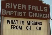 Funny signboards