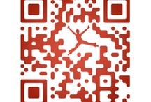 QR codes / by kreative1s, inc.