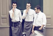 Waiters Kokkeriet likes
