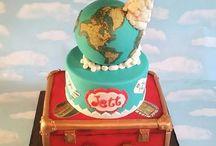 gâteau valise