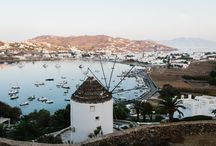 Epicurean Journey through Mykonos / Glamorous dining meets island lifestyle at the island of Mykonos, Greece:  http://journeygreece.com/epicurean-journey-mykonos/