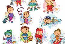 sporty pro deti