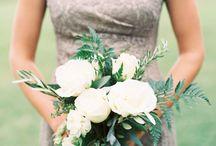 Brudbukett - bröllop