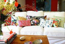 Pillows of course :)