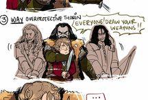 Thorin x Bilbo - Hobbit