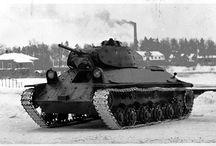 Light tank T-50 / Czołg lekki T-50