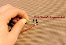 Sewing -Hand