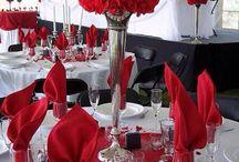 Red Wedding Theme