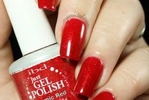 Just Gel IBD / This is fab and currently at Karma.....fab over a deep red too