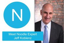 Meet the Noodle Experts / Get to know the ___ that are our Noodle Experts - THIS NEEDS TO BE FINISHED / by Noodle