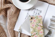 iDeal - Fashion Case Champagne Birds