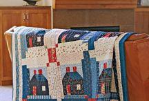 Quilten und patchwork
