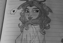Мои рисунки и срисовки
